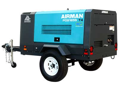 Compressor rentals in the Western Chicago Suburbs