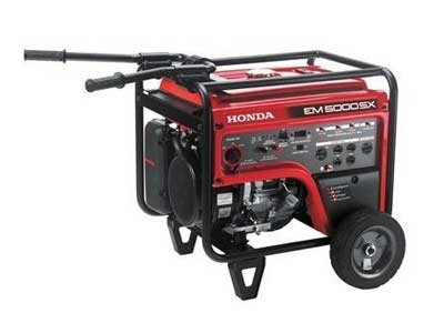 Generator rentals in the Western Chicago Suburbs