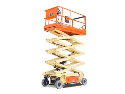 Lift rentals in the Western Chicago Suburbs
