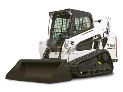 Skid Steer rentals in the Western Chicago Suburbs