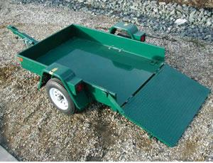 Where to find TRAILER, 4X6 UTILITY  1750LB in Oswego