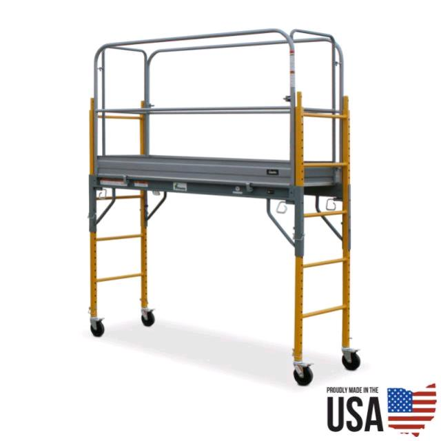 Where to find SCAFFOLD SAFETY RAIL For 30  Wide in Oswego