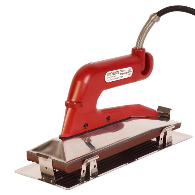 Where to find CARPET SEAMING IRON in Oswego