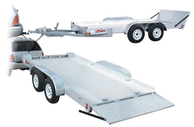 Where to find TRAILER, CAR CARRIER  4450LB in Oswego