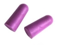 Rental store for EAR PLUG, TAPER UNCORDED EA PURPLE in Oswego IL