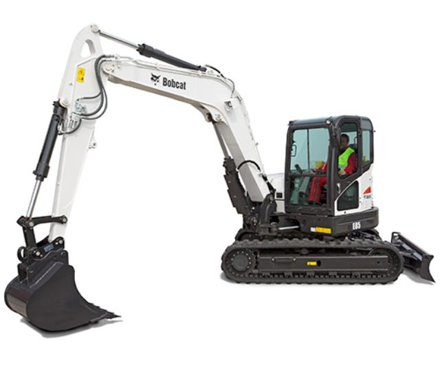 Where to find EXCAVATOR, E85 16.5  BACKHOE T4 in Oswego