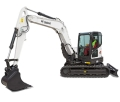 Rental store for EXCAVATOR, E85 16.5  BACKHOE T4 in Oswego IL