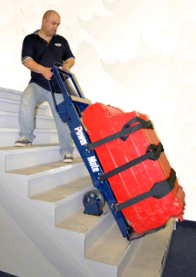 Dolly Stair Climbing M 1 Batt Power Rentals Oswego Il