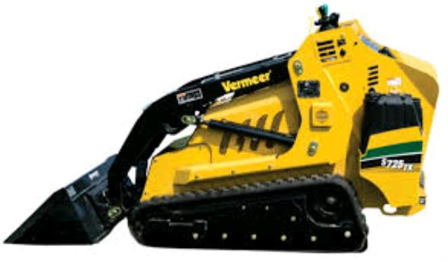Where to find MINI SKID STEER 36  TRACK S725 VERMEER in Oswego