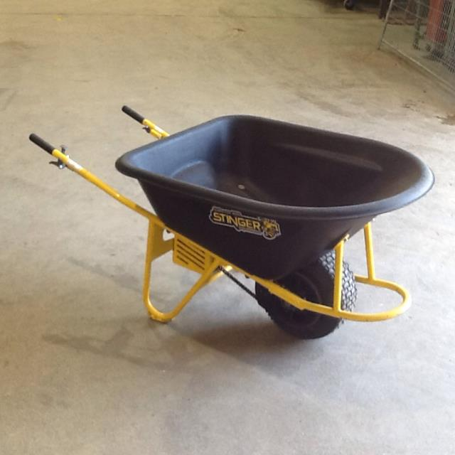 Where to find WHEELBARROW, POWERED HYDRO 9CF SP in Oswego