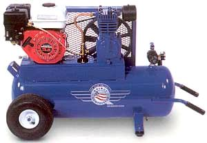 Where to find COMPRESSOR, AIR 5 HP GAS in Oswego