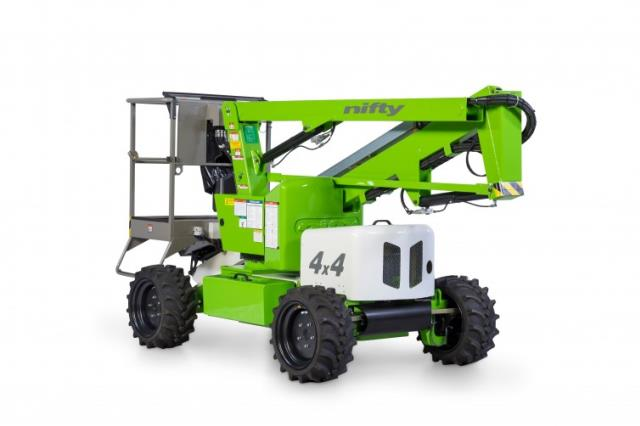 Where to find LIFT, BUCKET 40  WORK HT 4WD NIFTY SP in Oswego