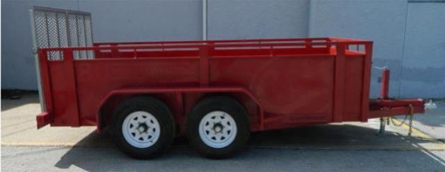 Where to find TRAILER, 5X12 BOX  4900LB in Oswego