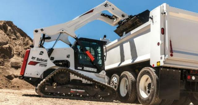 Where to find BOBCAT T870 TRACK SKID STEER 80 in Oswego
