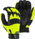 Rental store for GLOVE, KNUCKLEHEAD YELLOW MEDIUM in Oswego IL