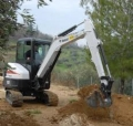 Rental store for EXCAVATOR, E32 11  BACKHOE in Oswego IL