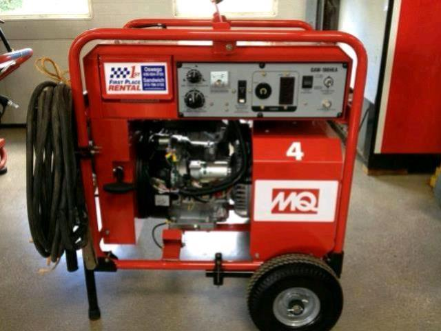 Where to find WELDER, PORTABLE 170AMP in Oswego