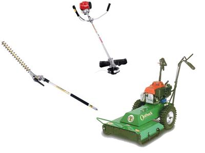 Rent Mower/edger/trimmer Equipment