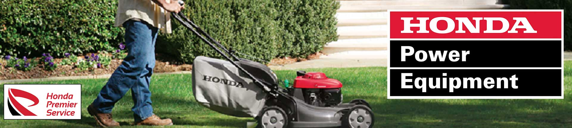 Honda equipment sales in the Western Chicago Suburbs